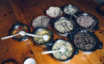 7 Bhutan Traditional Food You Must Try
