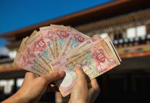 currency of bhutan